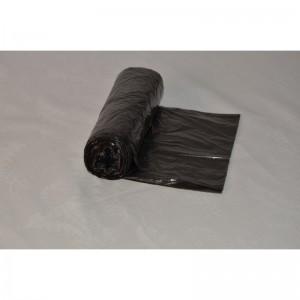 Sáček do koše 500x600, 7mi, černý, silný