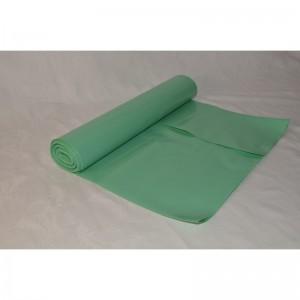 Odpadový pytel 160L 900X1100, 50mi, zelený, LDPE, 15ks/role