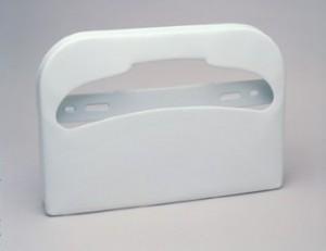 Zásobník na papírová WC sedátka LUX