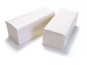 Papírové ručníky SUPERMINI CARIND