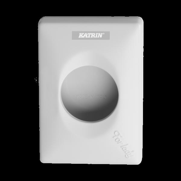 Zásobník na dámské hygienické sáčky KATRIN 91875
