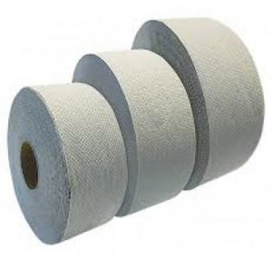 Toaletní papír JUMBO 280, šedý, 1-vrstvý, recykl